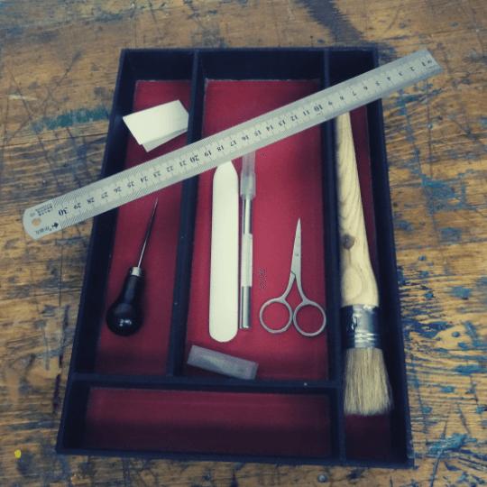 Buchbinder Ausbildung
