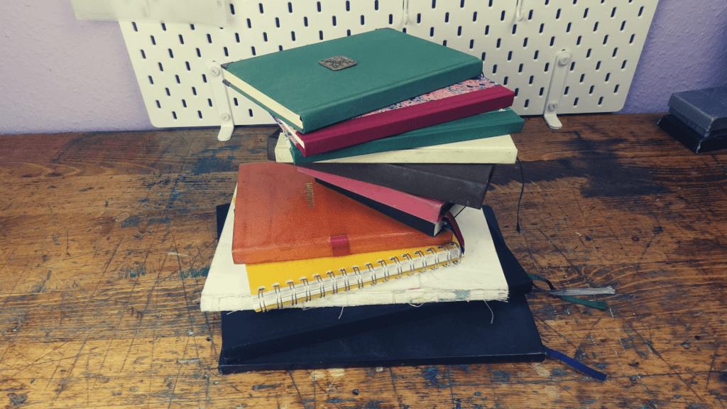 10 Wege dein Notizbuch zu füllen