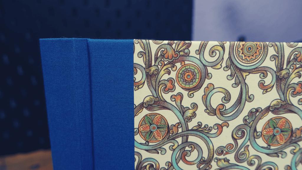 Buchbinde-Material: Was du brauchst um ein Buch zu binden - Teil 1