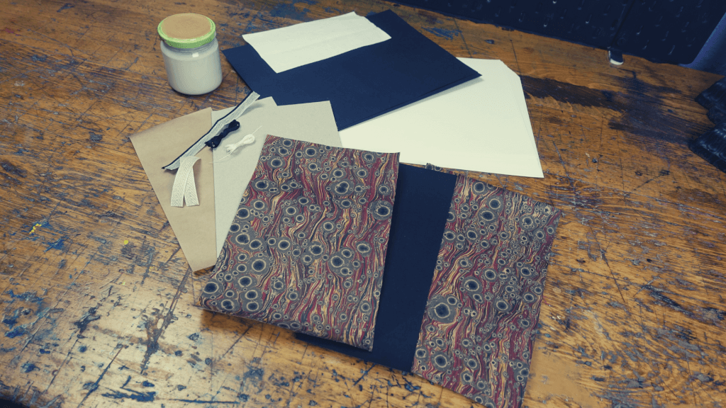 Buchbinde Material: Was du brauchst, um ein Buch zu binden - Teil 2