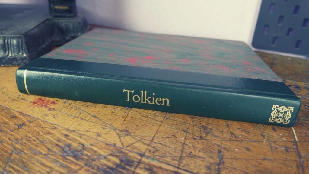 Tolkien - Ein Buch in neuem Gewand