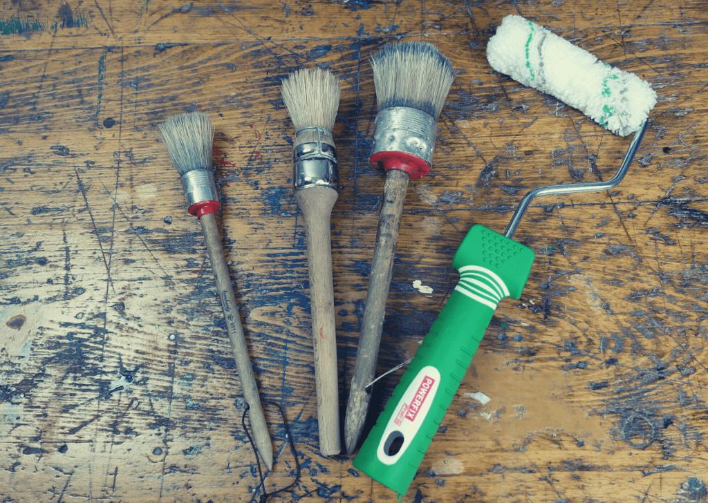 Buchbinder Werkzeuge 1
