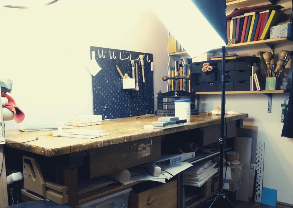 Buchbinderei 2