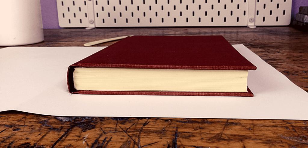 BB Buchblock einhaengen 7