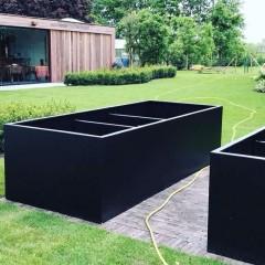 10 Gründe, warum in jeden Garten Metall gehört