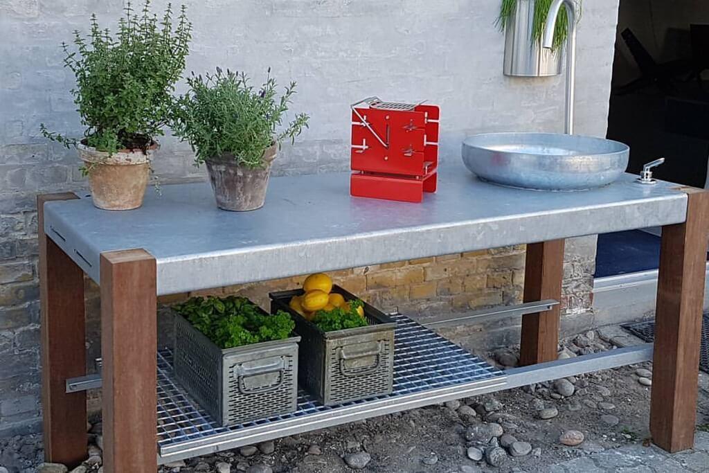 Outdoor-Küchen