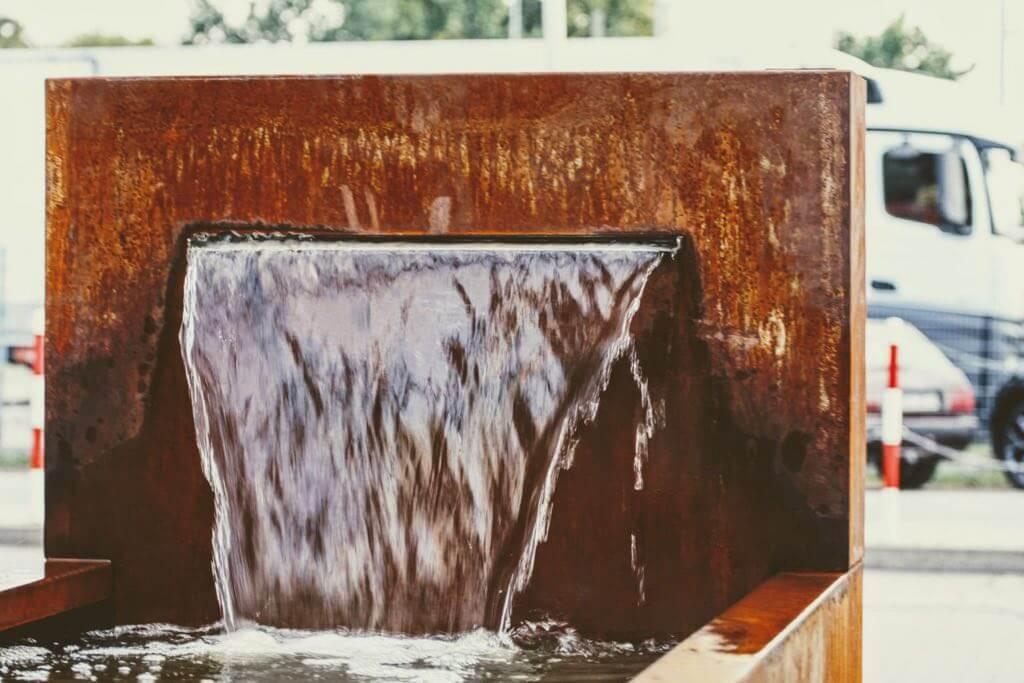 Wasserwände