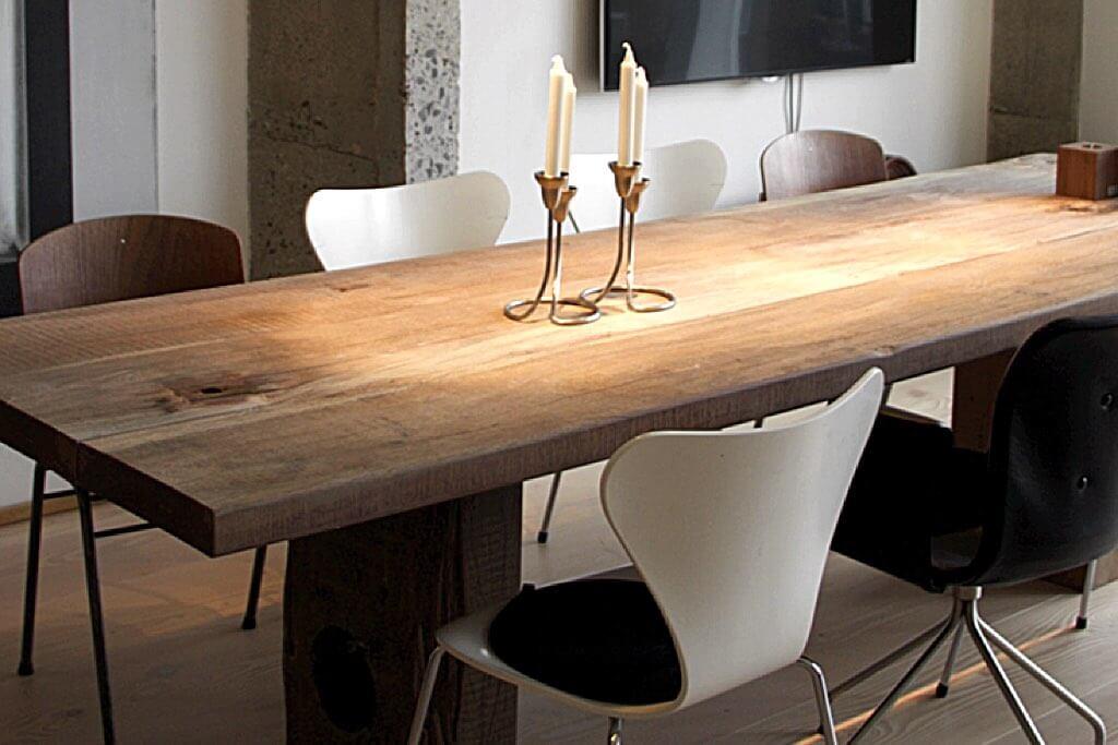 tisch gaia typisch skandinavischer wohnstil