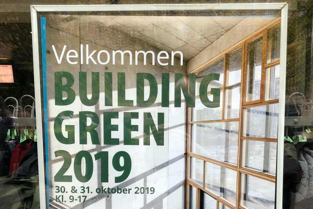 Building Green - Eindrücke von einer Messe über nachhaltiges Bauen
