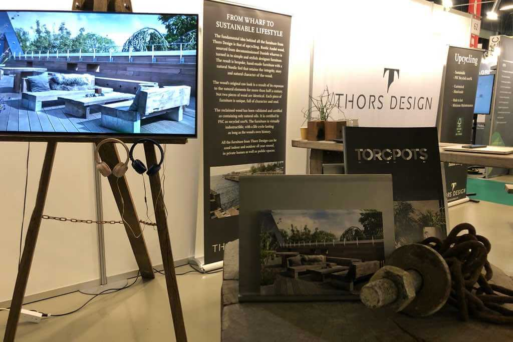 buildinggreen thors design stand