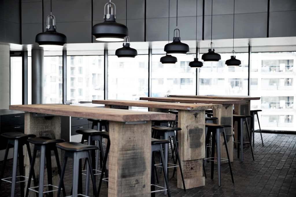 thors design hochtisch sif restaurantbereich