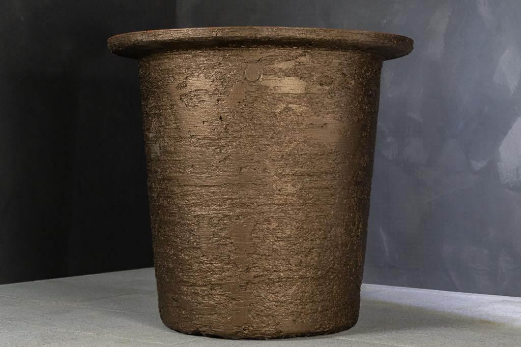 arlo pflanzgefaess bronze