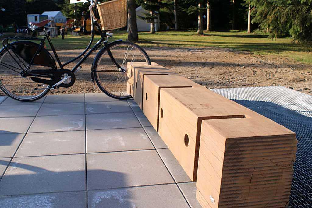 Beitrag: Fahrradständer Gamma
