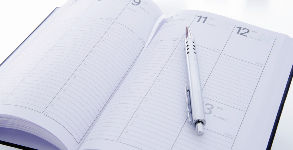 Kalender Journaling