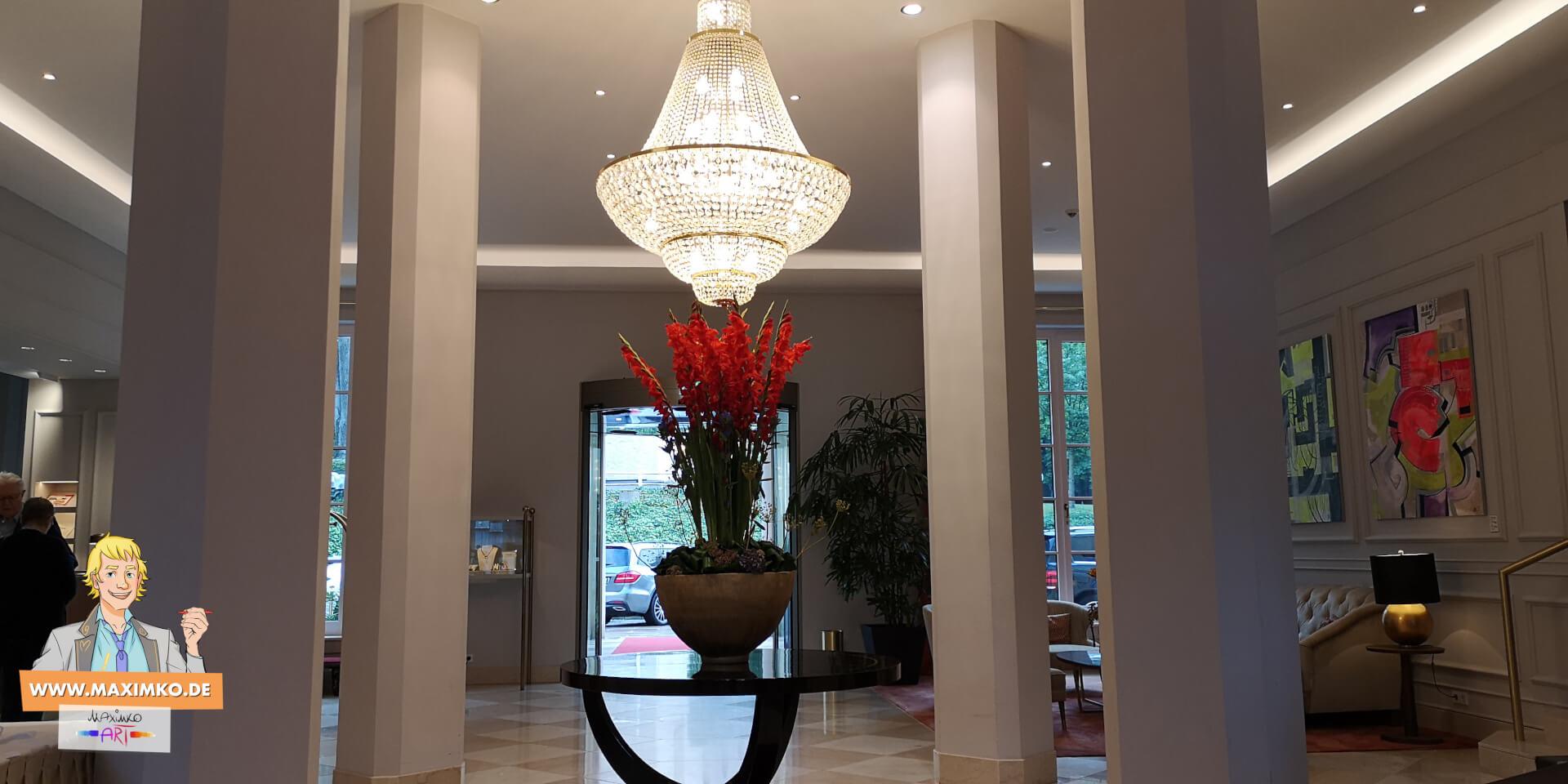 steigenberger grandhotel eingangsbereich maximko