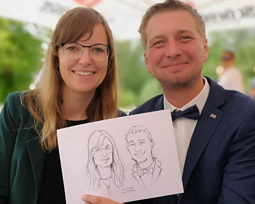 porträt portrait zeichnen lernen mit maxim simonenko mann portrait