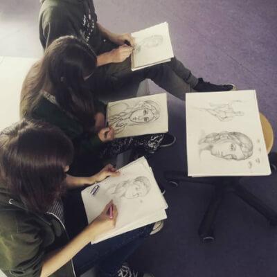 manga zeichnen lernen manga kurs für anfänger und fortgeschrittene