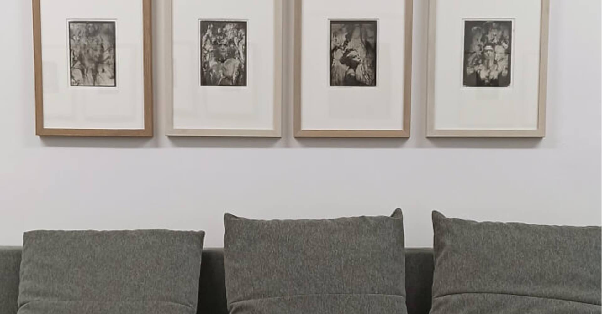 5 Tipps für das perfekte Bild über der Couch mit Anna Franek