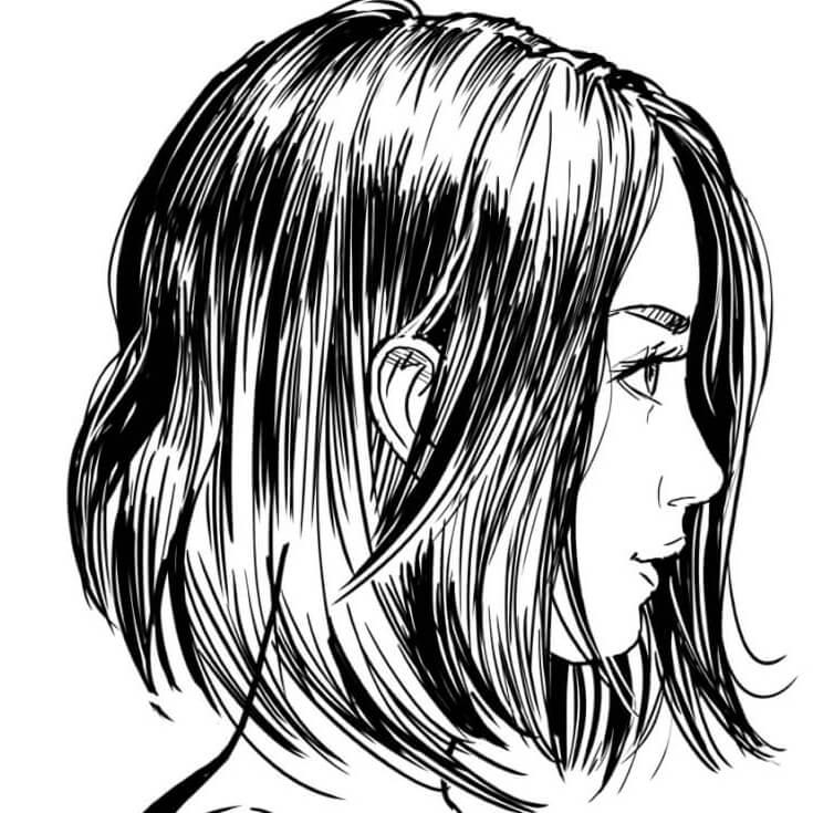 manga comic gameart haare zeichnen lernen online kurs schritt für schritt