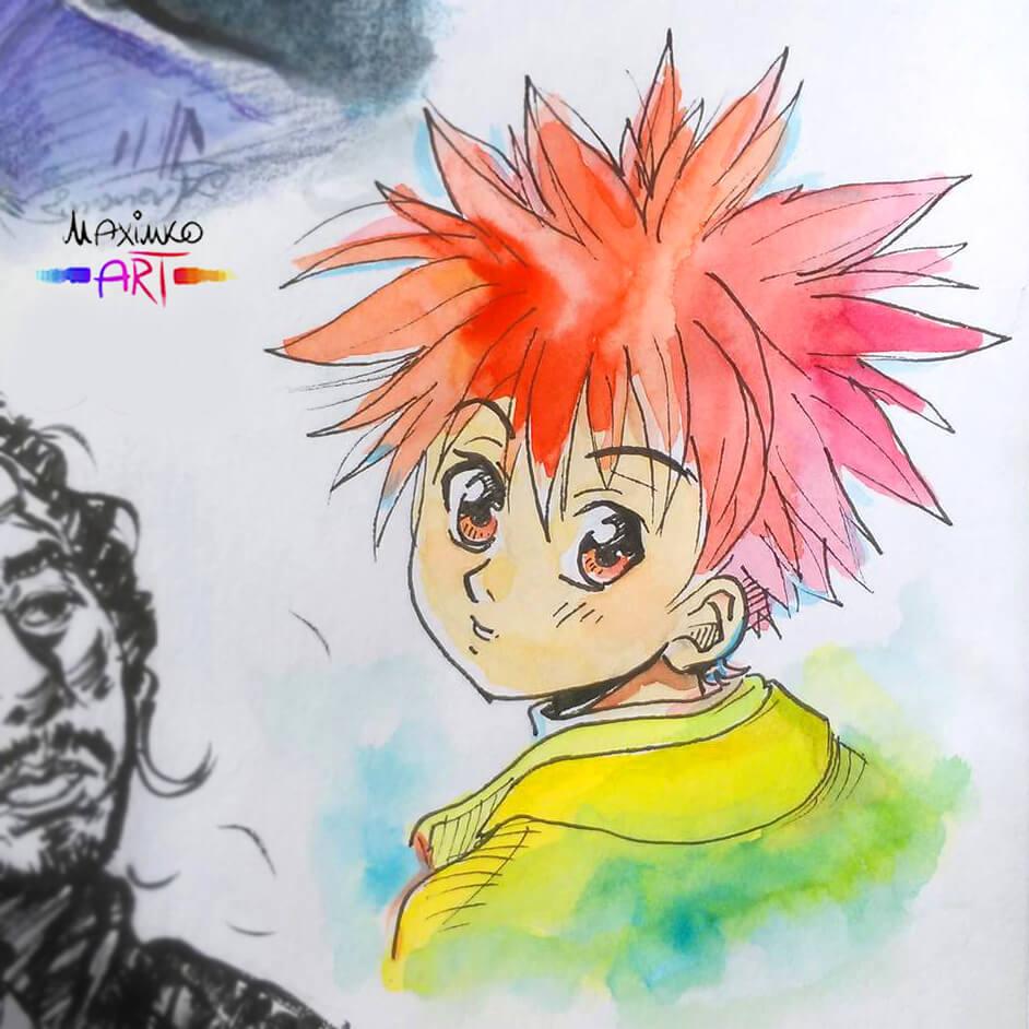 anime zeichnen für anfänger manga kurs