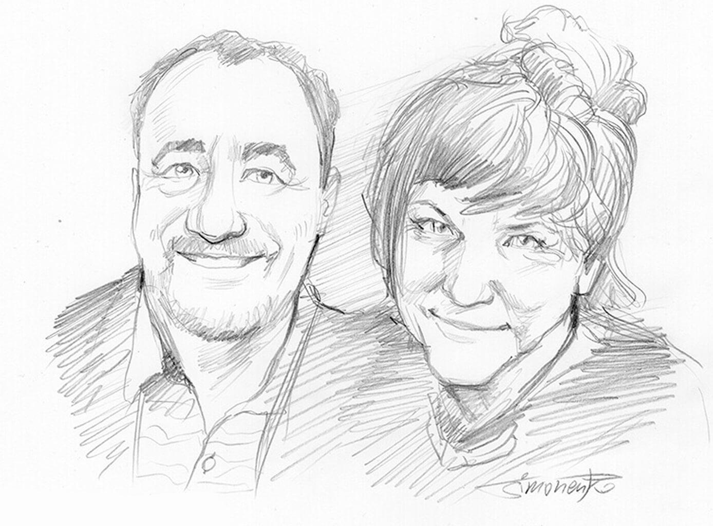 portrait malen bleistift tutorial schritt für schritt maximko
