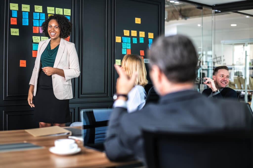 Leadership Coaching bei Harbinger - die innovativste Lösung für Führungskräfte
