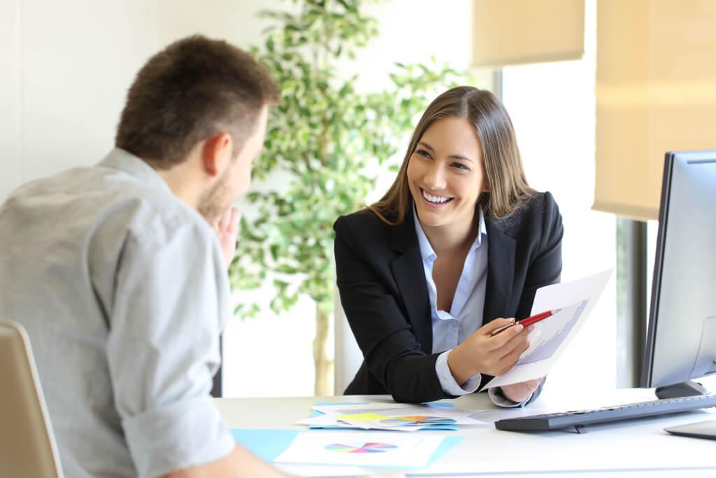 mitarbeiterführung leistungsmanagement performance management feedbackgespräch