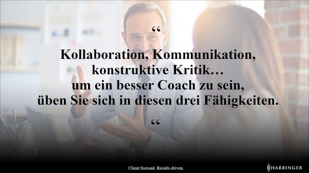 performance management 2021 coach statt boss wie feeedback geben als fuehrungskraft als chef feedbackgespraech mitarbeiterfeedback tipps  page 0001