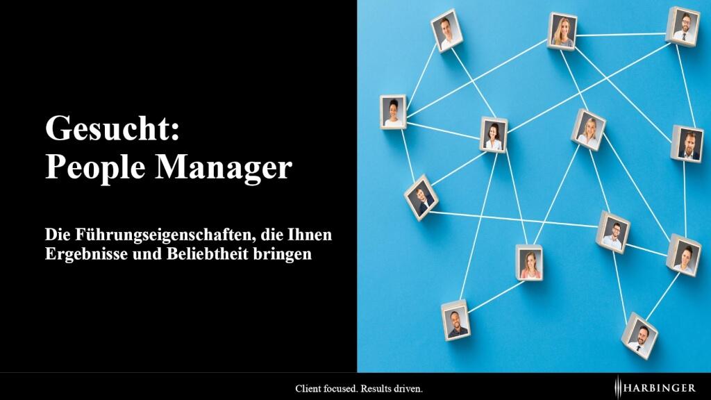 Führungskompetenzen: Die 23 Geheimnisse echter People Manager