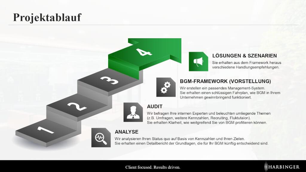 BGM Beratung Gesundheitsmanagement Berater Consulting ROI Aufbau Planung Schritte Prozess Harbinger AG_page-0001