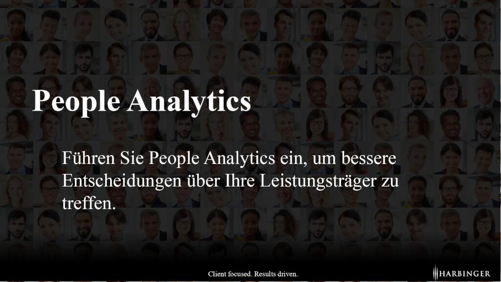 Unterschied Definition was ist People Analytics Nutzen HR Controlling strategisches Personalmanagement page 0001