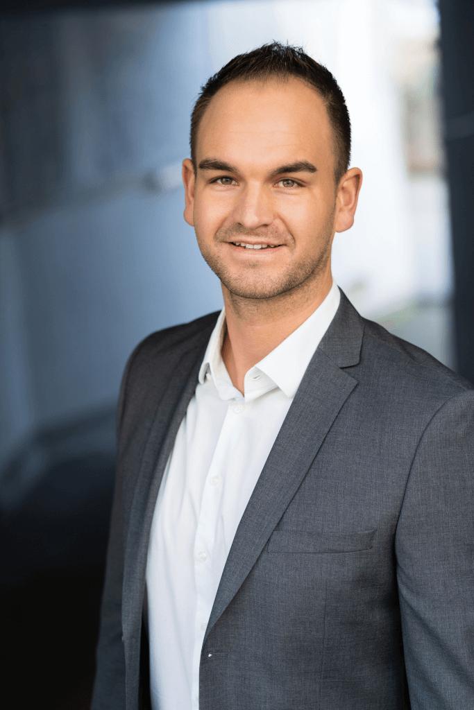 Tim Grove Vorstand Harbinger AG CEO Düsseldorf