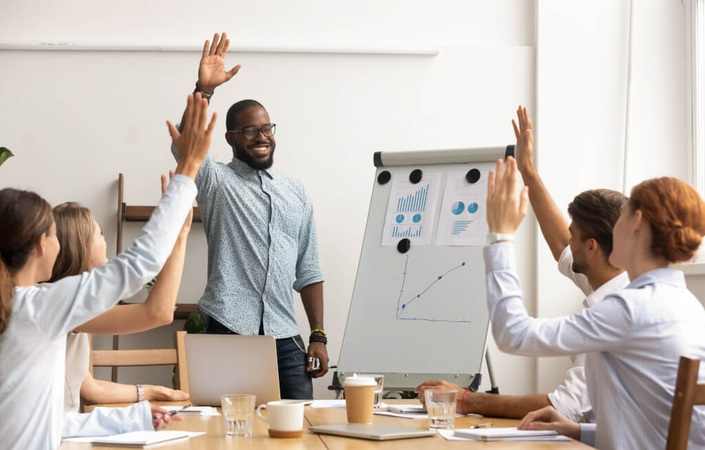 blog artikel employee engagement mitarbeiterbindung umfragen harbinger ag