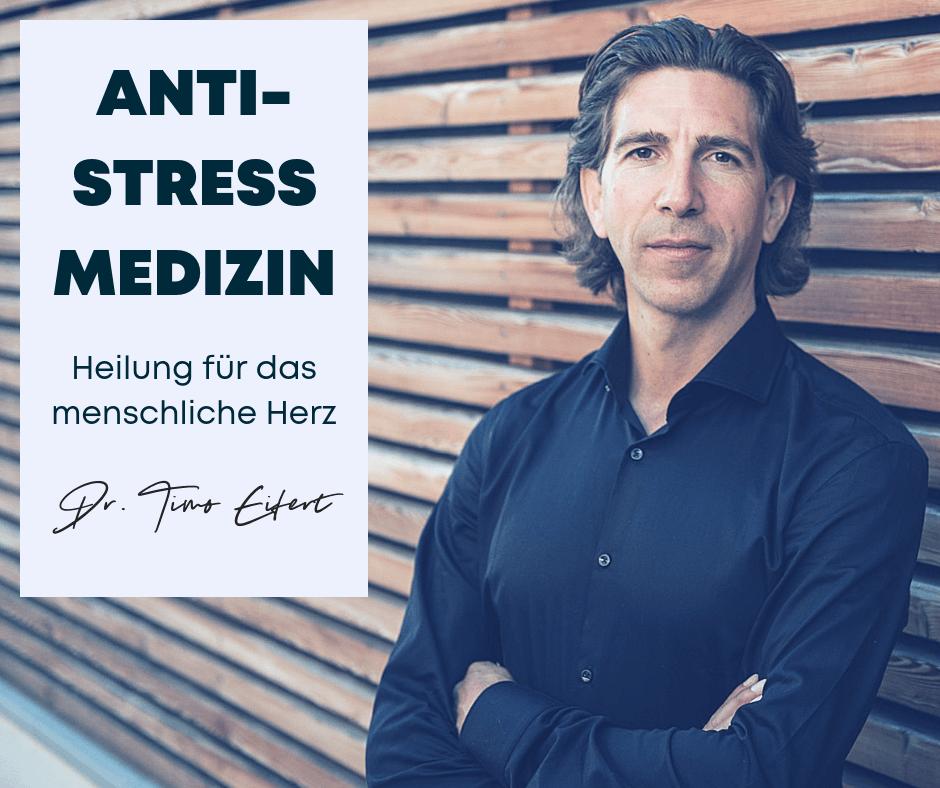 Anti-Stress-Medizin. Heilung für das menschliche Herz.