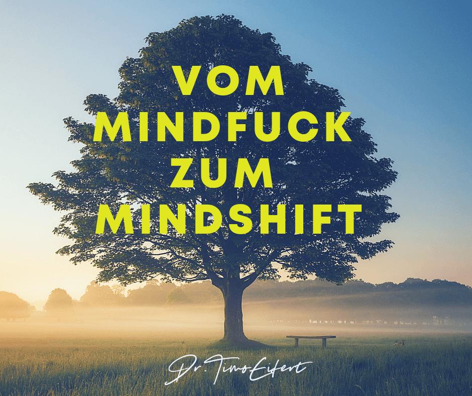 Vom Mindfuck zum Mindshift