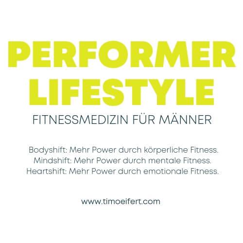 Performer Lifestyle   Fitnessmedizin fuer Maenner
