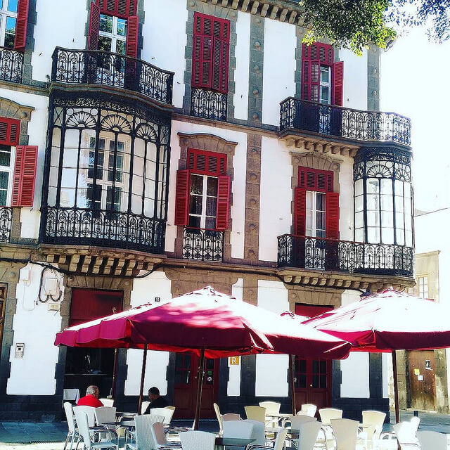 Cafe in Las Palmas