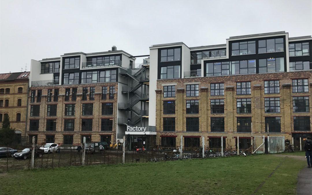 Mehr als ein Coworking Space – Factory Berlin ist eine innovative Community