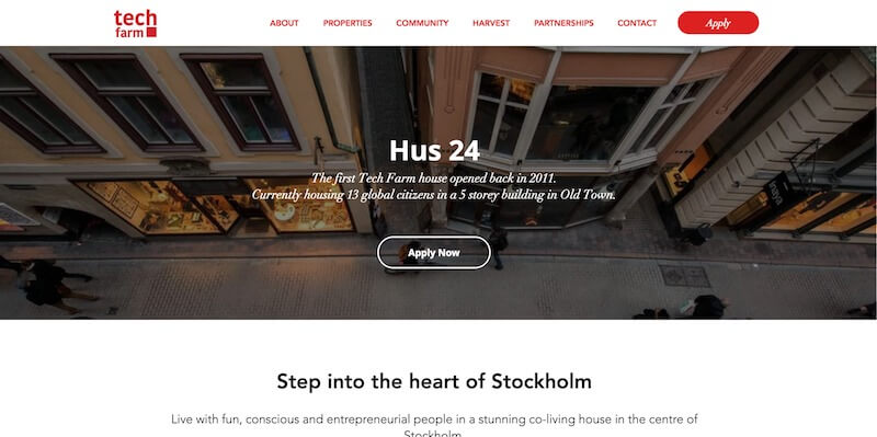 Coliving in Europa Hus 24