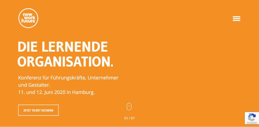 New Work Event   New Work Future Konferenz Hamburg 1