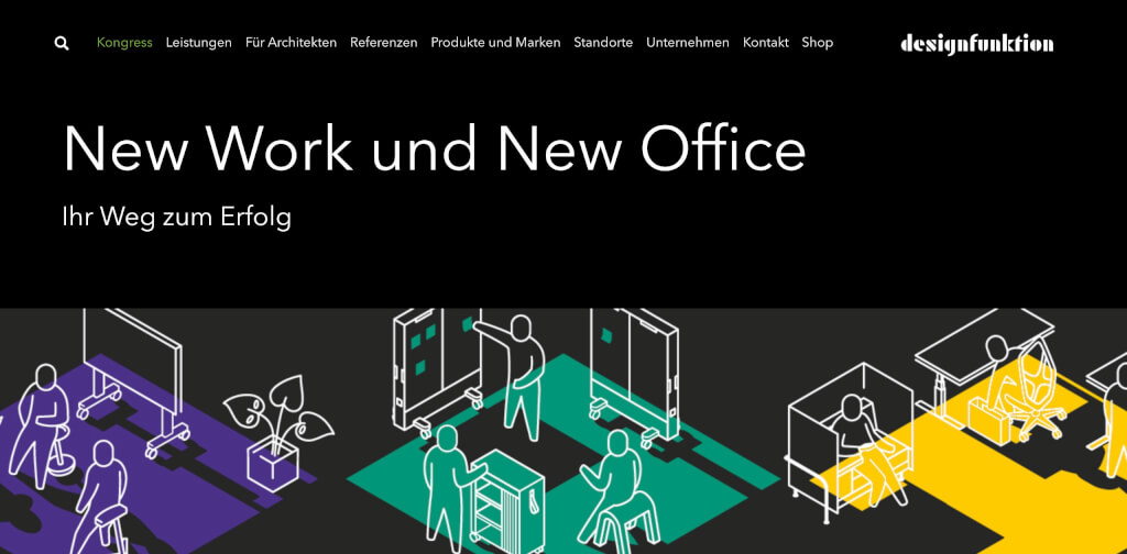 New Work und New Office Event