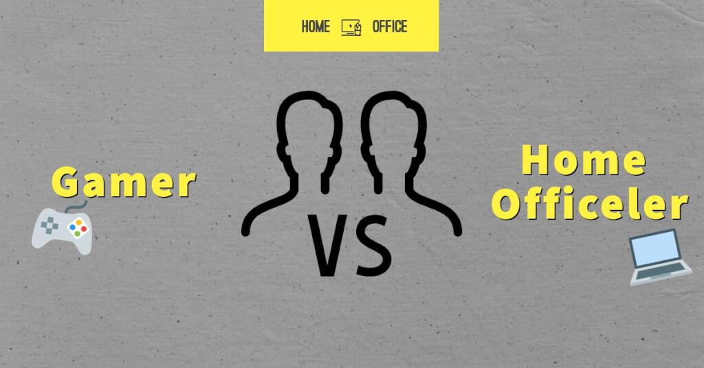 Gamer vs Home Office ler   Wer sitzt laenger