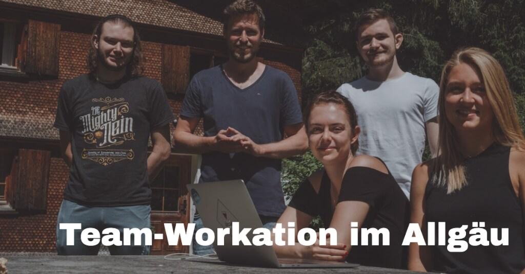 Mitarbeiter Incentive Idee Team Workation