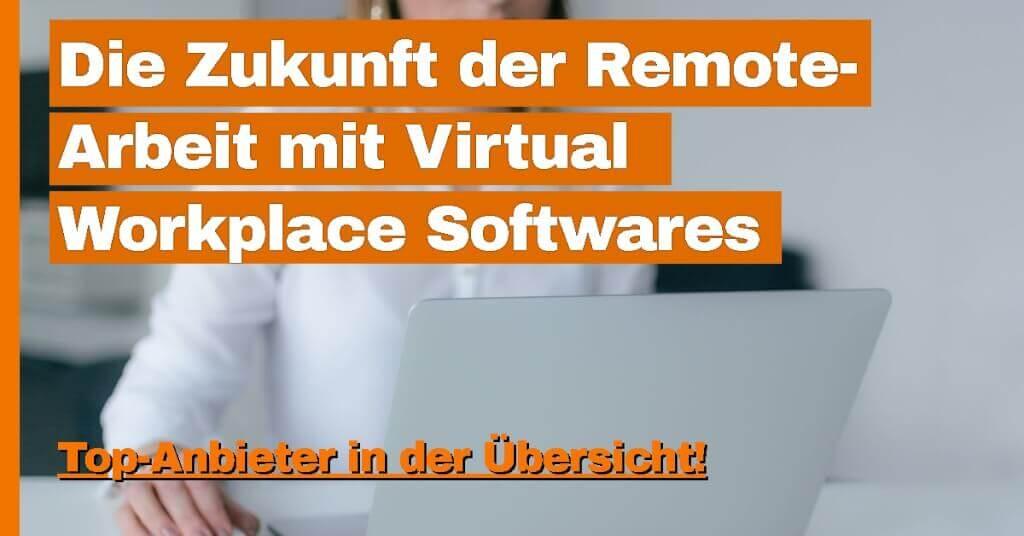 Virtual Workplace Titelbild