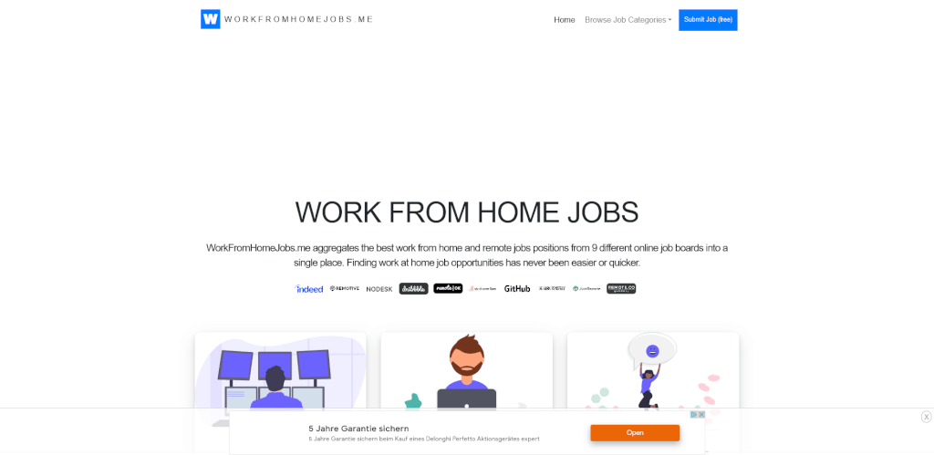 Work From Home Jobs Best Remote Jobs Board