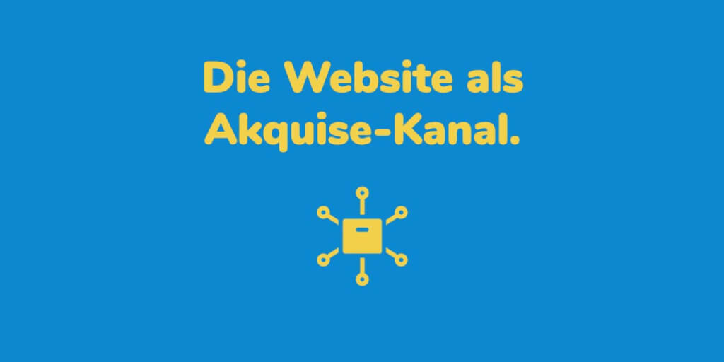 Website als Akquise Kanal   Inboundly