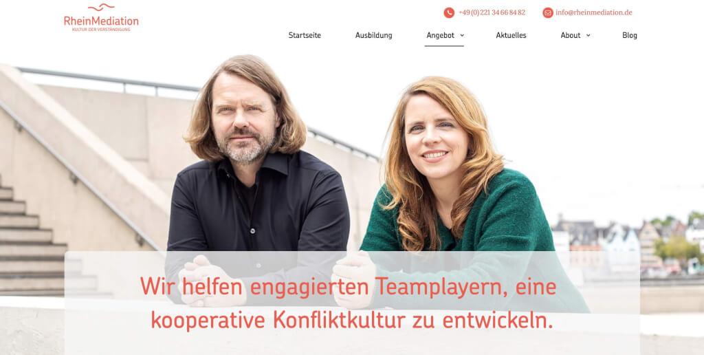 Rheinmediation Fuer eine kooperative Konfliktkultur 1