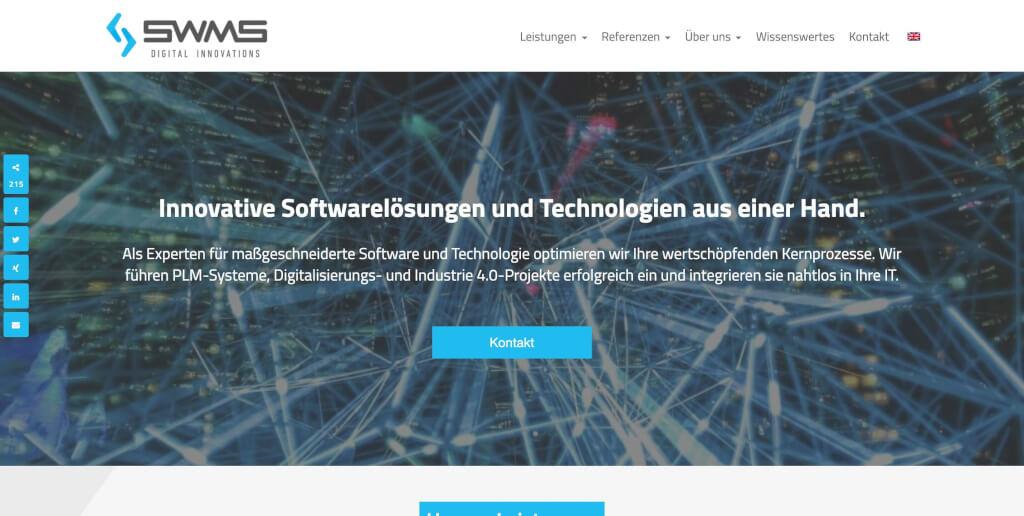 SWMS Systemtechnik Ingenieurgesellschaft mbH 1