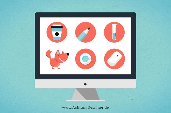 Illustration Gründe für deine Portfolio-Website