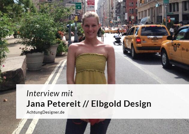 Interview - Designerin Jana Petereit